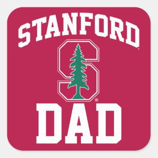 Stanford Family Pride Square Sticker