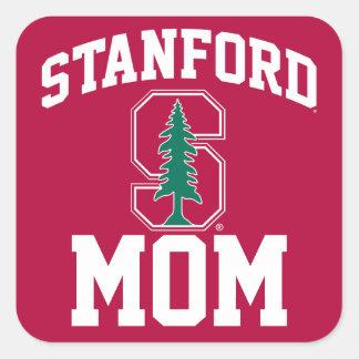Stanford Family Pride Square Stickers