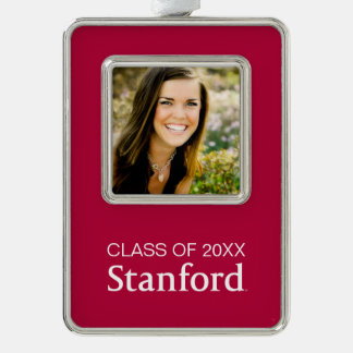 Stanford Graduation Christmas Ornament
