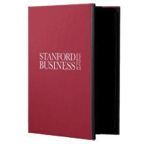 Stanford GSB - All-White Mark Powis iPad Air 2 Case