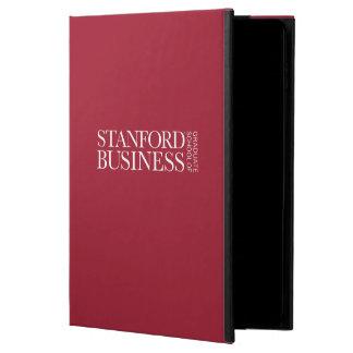 Stanford GSB - All-White Mark Powis iPad Air 2 Case