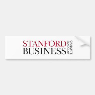 Stanford GSB - Primary Mark Bumper Sticker