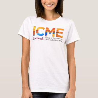 Stanford   ICME T-Shirt
