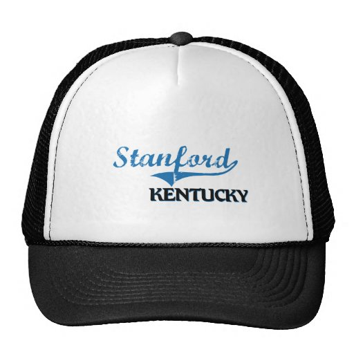 Stanford Kentucky City Classic Hats