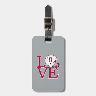 Stanford Love Luggage Tag
