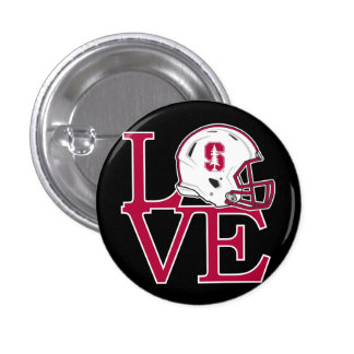 Stanford Love Pinback Button