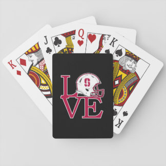 Stanford Love Playing Cards