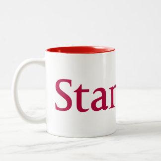 Stanford Two-Tone Coffee Mug