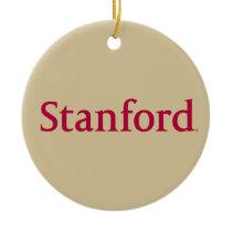 Stanford Ornament