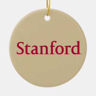 Stanford Ornament