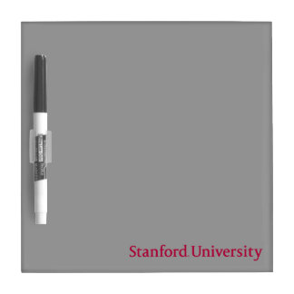 Stanford University Dry-Erase Board