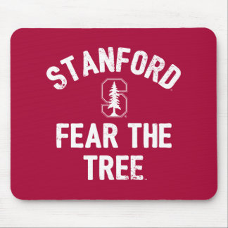 Stanford University | Fear The Stanford Tree Mouse Pad