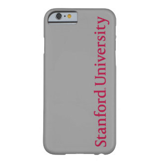 Stanford University Logo Barely There iPhone 6 Case