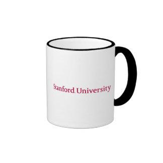 Stanford University Logo Ringer Coffee Mug