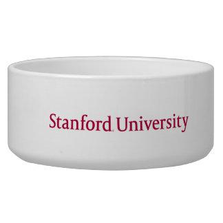 Stanford University Logo Dog Bowls