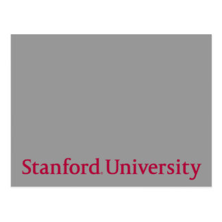 Stanford University Postcard