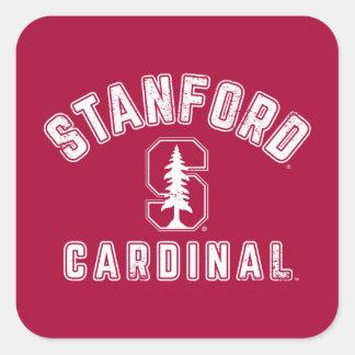 Stanford University | Proud Cardinals Square Sticker