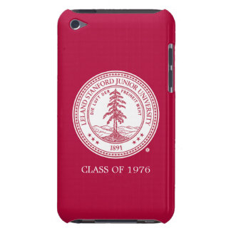 Stanford University Seal White Background Barely There iPod Cover