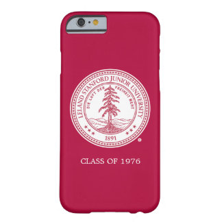 Stanford University Seal White Background Barely There iPhone 6 Case