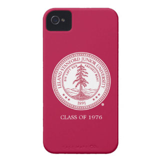 Stanford University Seal White Background iPhone 4 Case
