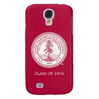 Stanford University Seal White Background Samsung Galaxy S4 Case