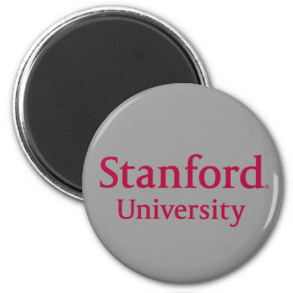 Stanford University Stacked 2 Inch Round Magnet