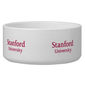 Stanford University Stacked Bowl