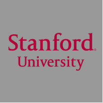 Stanford University Stacked Cutout