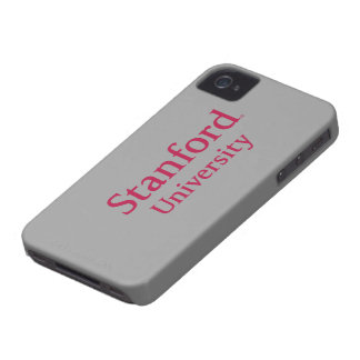 Stanford University Stacked iPhone 4 Covers