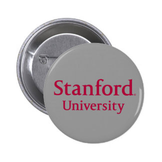 Stanford University Stacked Pinback Button