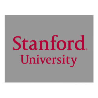 Stanford University Stacked Postcard