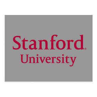 Stanford University Stacked Postcard