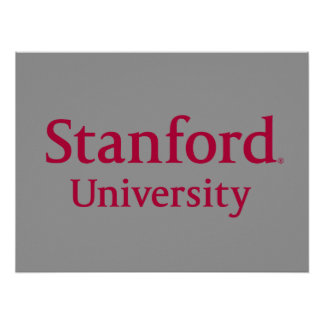 Stanford University Stacked Poster
