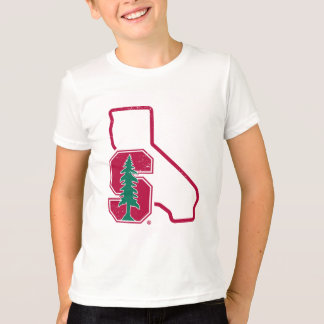 Stanford University | Standford Tree State Logo T-Shirt