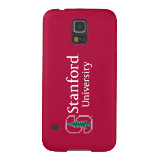 """Stanford University with Cardinal Block """"S"""" & Tree Case For Galaxy S5"""