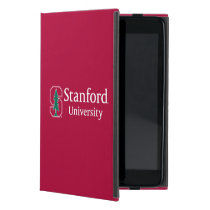 "Stanford University with Cardinal Block ""S"" & Tree Case For iPad Mini"