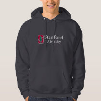 "Stanford University with Cardinal Block ""S"" & Tree Hoodie"