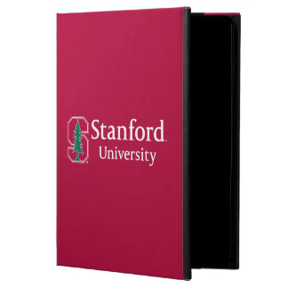"""Stanford University with Cardinal Block """"S"""" & Tree iPad Air Cases"""
