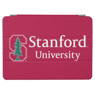 """Stanford University with Cardinal Block """"S"""" & Tree iPad Air Cover"""