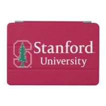 "Stanford University with Cardinal Block ""S"" & Tree iPad Mini Cover"