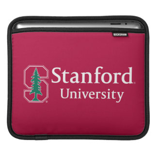"""Stanford University with Cardinal Block """"S"""" & Tree Sleeve For iPads"""