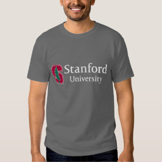 "Stanford University with Cardinal Block ""S"" & Tree T-shirt"