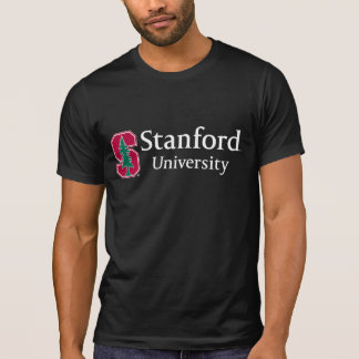 "Stanford University with Cardinal Block ""S"" & Tree Tshirt"
