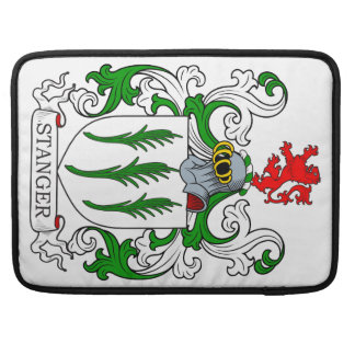 Stanger Coat of Arms Sleeves For MacBook Pro
