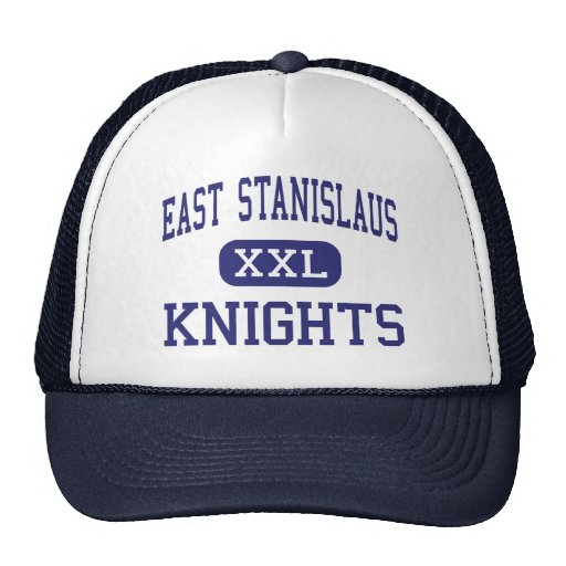 Stanislaus del este - caballeros - alto - Oakdale Gorras