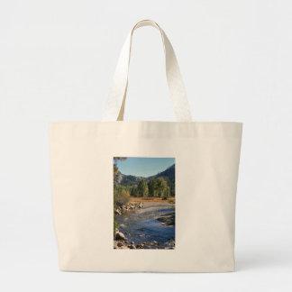 Stanislaus River, Kennedy Meadows Tote Bag