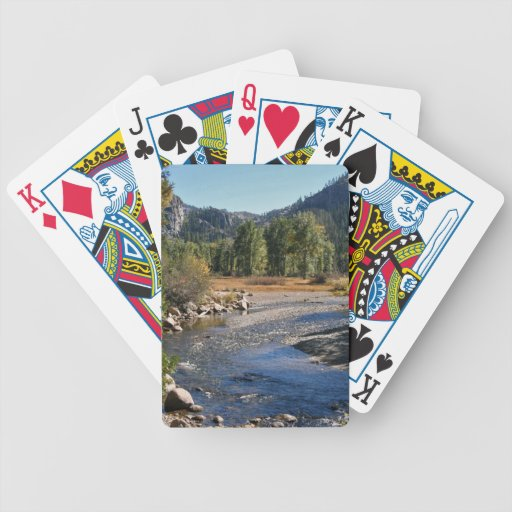Stanislaus River, Kennedy Meadows Deck Of Cards