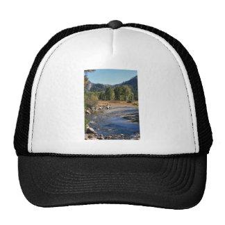Stanislaus River, Kennedy Meadows Mesh Hat