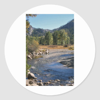 Stanislaus River, Kennedy Meadows Stickers