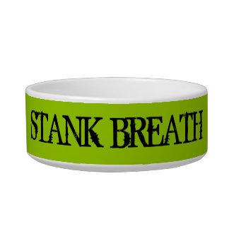 Stank Breath Pet Bowl